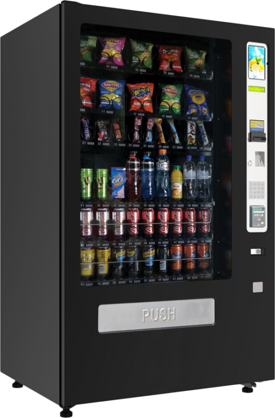 Free Combo Vending Machine