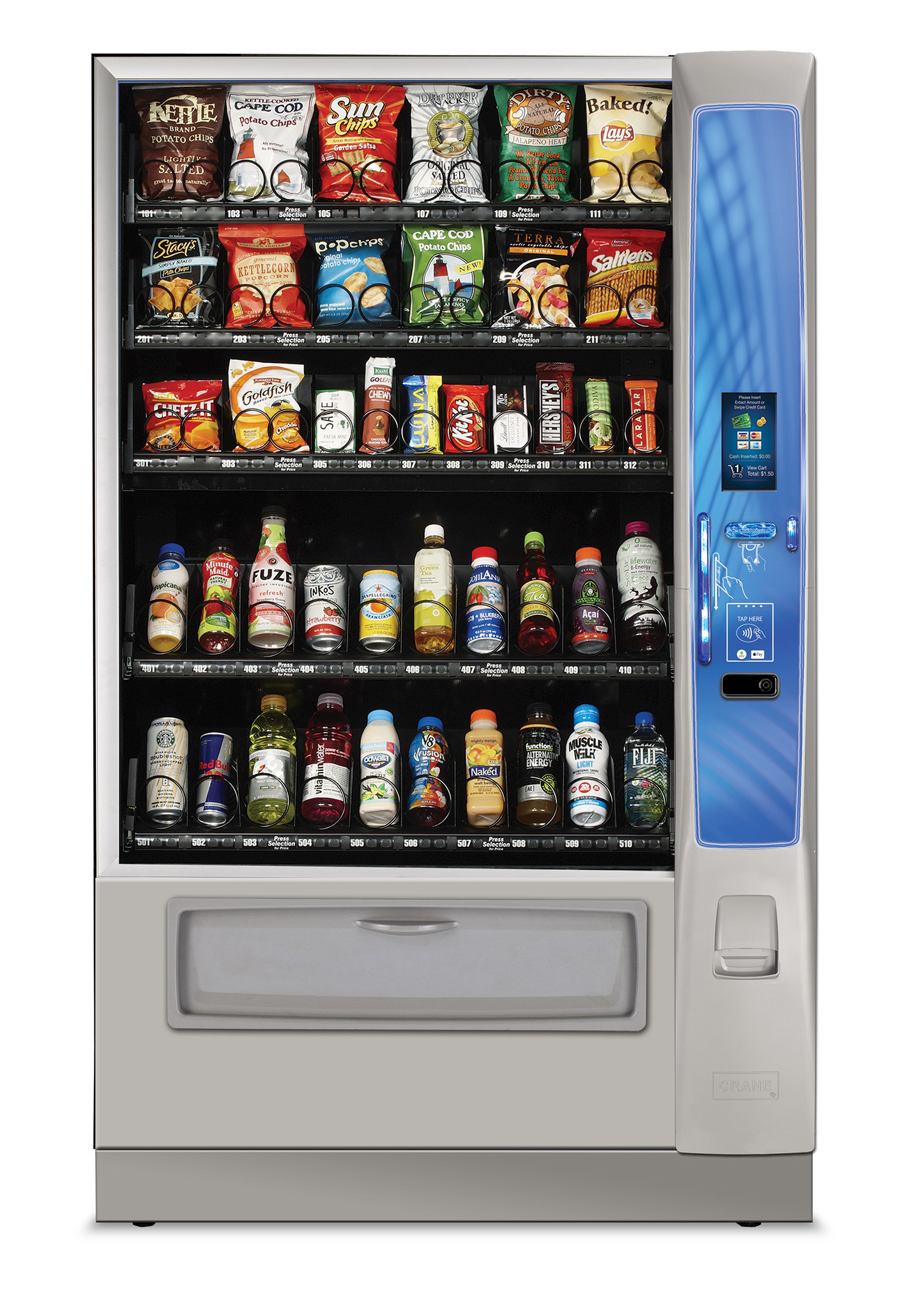 Combo Vending Machine Tweed Heads